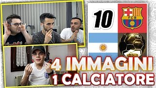 4 IMMAGINI 1 CALCIATORE! |  INDOVINA IL CALCIATORE CHALLENGE w/FIUS GAMER, TONY TUBO e ENRY LAZZA!