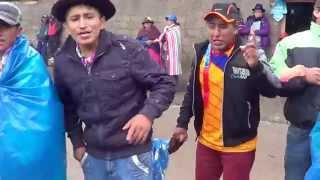 CHIMAYCHA 2015 APUGALLO Y SOL RADIANTE SANTA ANA DE AUCARÁ HD
