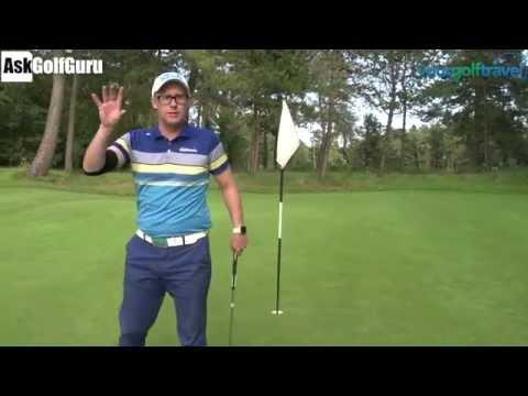 Les Pins Golf Course France Part 2