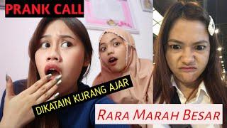 Putri Prank Call Rara Sampe Ngancem Mau Balas Dendam