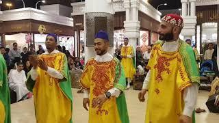 Moroccan dance // فرقة مغربية القريةالعالمية  // UAE // Global Village // Relaxing Moroccan Music