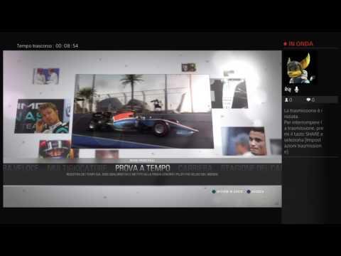 LIVE REACTION GP SINGAPORE F1 / FORZA FERRARIIIIIIII