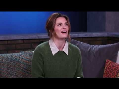 Stana Katic  Prime Video Facebook Live Jan. 29, 2018