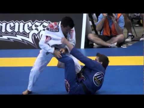 Rafael Mendes vs Rubens Cobrinha | Pan Ams 2012 | Art of Jiu Jitsu Academy | (949) 645 1679