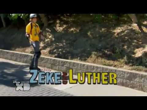 Música da abertura de Zeke e Luther - Segunda Temporada