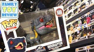 Jurassic World Toy Hunt - WHERE to find Jurassic World Fallen Kingdom Funko Pop Complete Collection