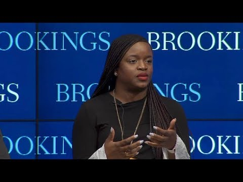 Brittany Packnett discusses racism in criminal justice