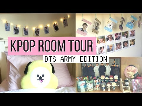 2019 KPOP ROOM TOUR - BTS ARMY EDITION