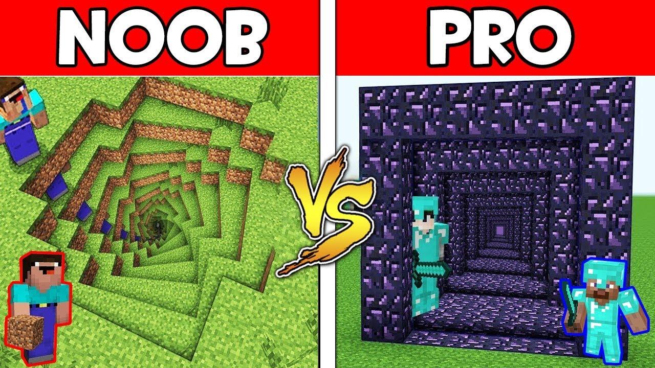 Minecraft - NOOB vs PRO : SECRET TRAP in Minecraft ! AVM SHORTS Animation