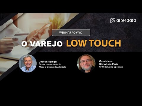 Webinar: O varejo Low Touch