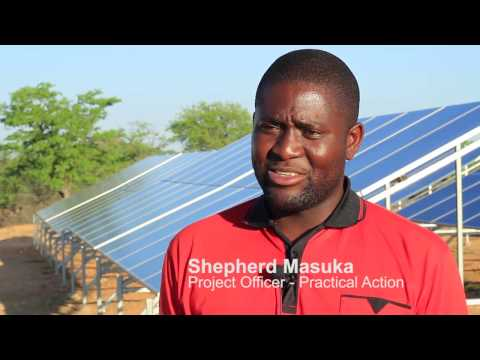 SE4RC Mashaba Minigrid: Zimbabwe's First Inclusive Solar Minigrid (long version)