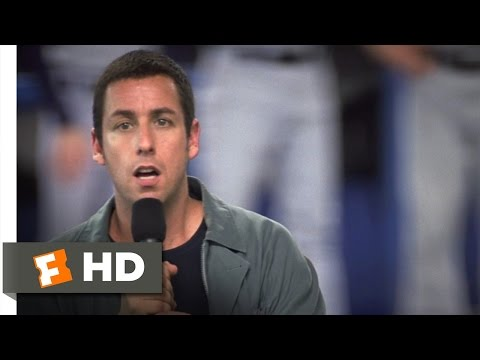 Anger Management (8/8) Movie CLIP - Crashing Yankee Stadium (2003) HD