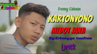 Download Kartonyono medot janji by erlangga gusfian lirick lagu Mp3