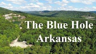 The Blue Hole Arkansas