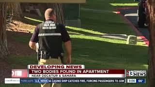 2 bodies found in apartment