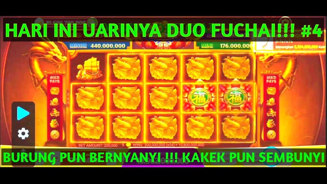 HARI INI HARINYA DUO FUCHAI #4