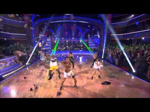 Week 5 Team Dance: Gangnam Style - Dancing With The Stars