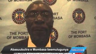 Abasuubulira e Mombasa beemulugunya thumbnail