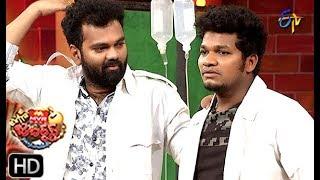 Sudigaali Sudheer Performance | Extra Jabardasth | 26th April 2019    | ETV Telugu