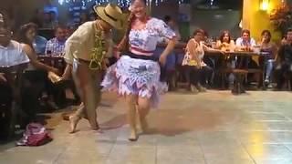 Sorprendente Baile Tienes que verlo! El Tondero - Danza Típ...