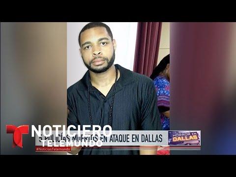 Horror y luto en Dallas | Noticiero | Noticias Telemundo