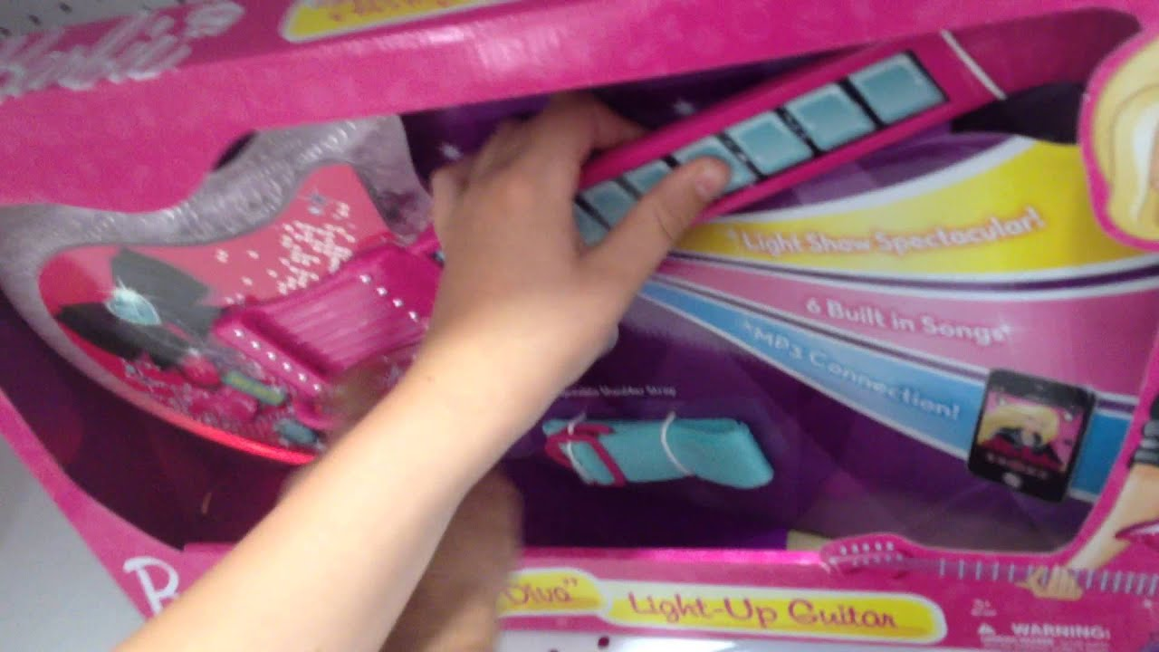 Toys R Us Barbie Guitar