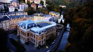 Санаторно-курортное лечение в Карловых Варах - одном из красивейших городов Чехии.