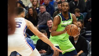 Is Andrew Wiggins Due for a Breakout Year Next Season? | 2019 NBA Highlights