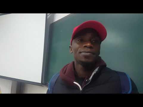 Africa student