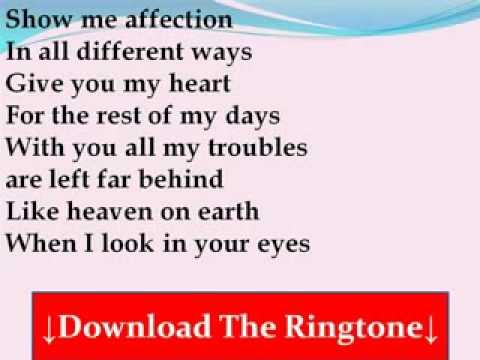 A1 - Forever In Love Lyrics.flv
