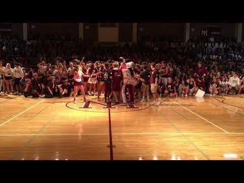 "Mercer Island High School class of 2019 ""Last Dance""..."