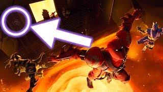 SECRET OF DRAGONS! Fortnite Battle Royale - Luzu