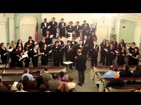 All My Trials - Hofstra Chamber Choir