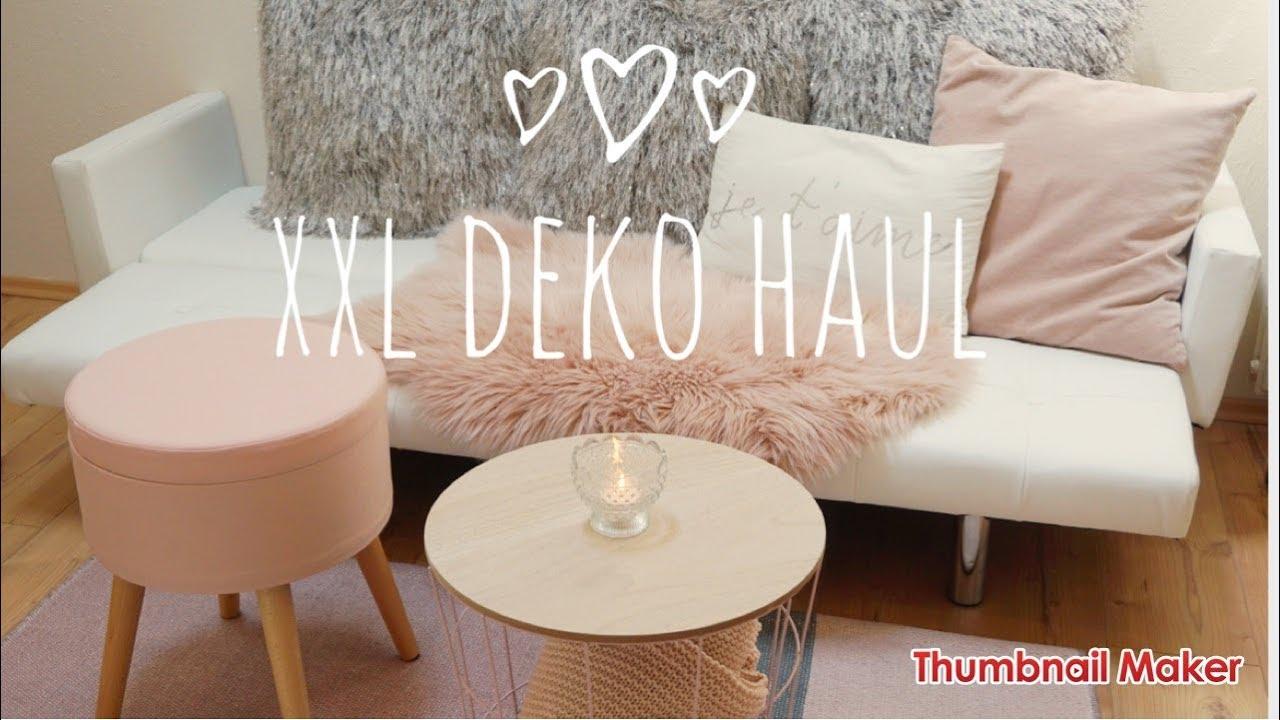 deko live haul i ikea i h m home i nanu nana i action youtube. Black Bedroom Furniture Sets. Home Design Ideas