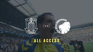 ALL ACCESS: Helt tæt på Derby-sejren | brondby.com