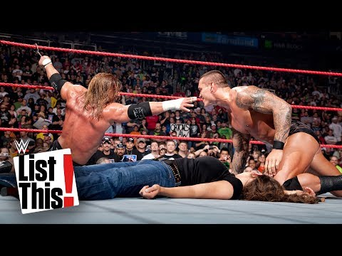 7 remorseless moments that made us sick: WWE List This!
