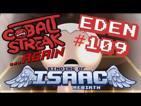 Cobalt's Eden Streaks #109 - Snowball