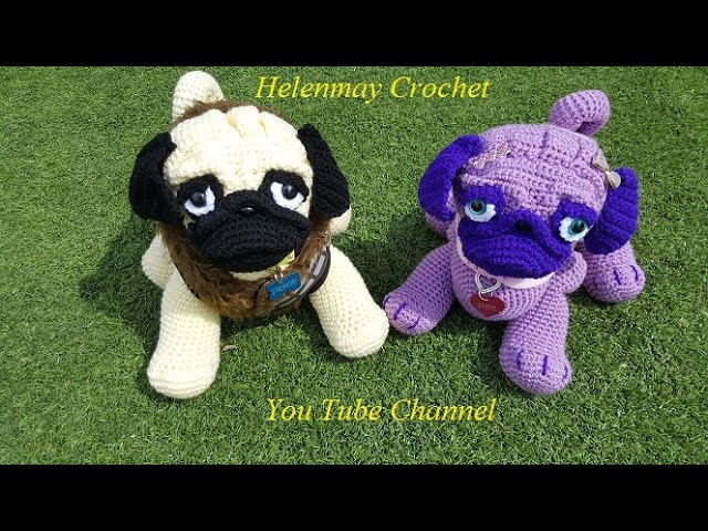 Amazon.com: Dog crochet PATTERN , Amigurumi dog toy , pdf English ... | 480x640