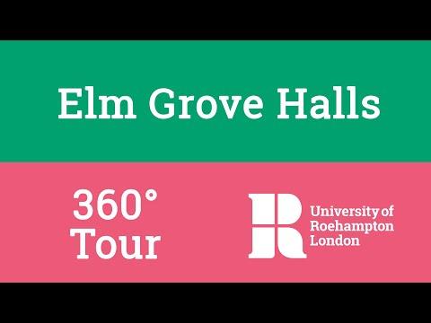 Elm Grove Hall   360° Accommodation Tour   University of Roehampton