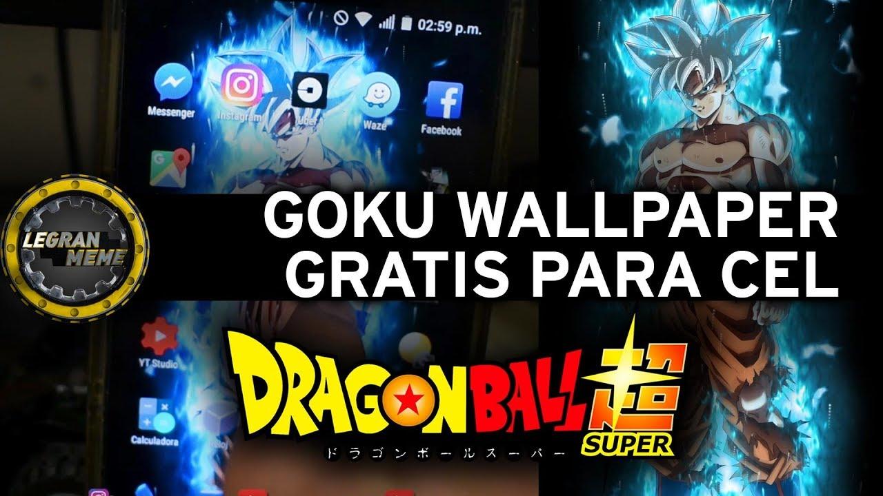Goku Ultra Instinct Free Live Walpaper Notices