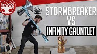 Stormbreaker VS Infinity Gauntlet (ULTIMATE MATCH UP)