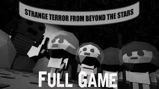 Strange Terror From Beyond The Stars Full Game & All Endings Playthrough (Free indie horror Game)
