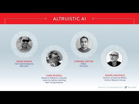 AI: Advertising & Beyond | Altruistic AI Panel Discussion