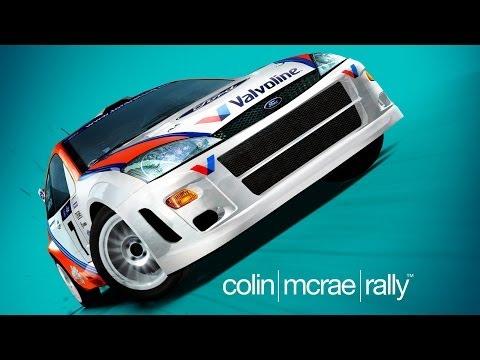 rally colin для игры андроид mcrae