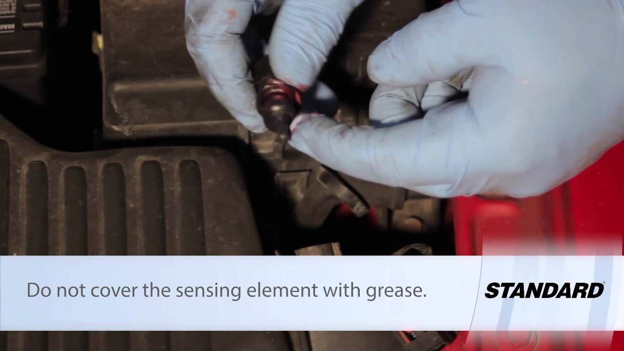 intake air temp sensor replacement [ 1280 x 720 Pixel ]