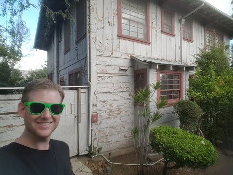#156 (1/12/2017) Kurt Cobain's Abandoned IN UTERO House // The Long Goodbye : Filming Locations