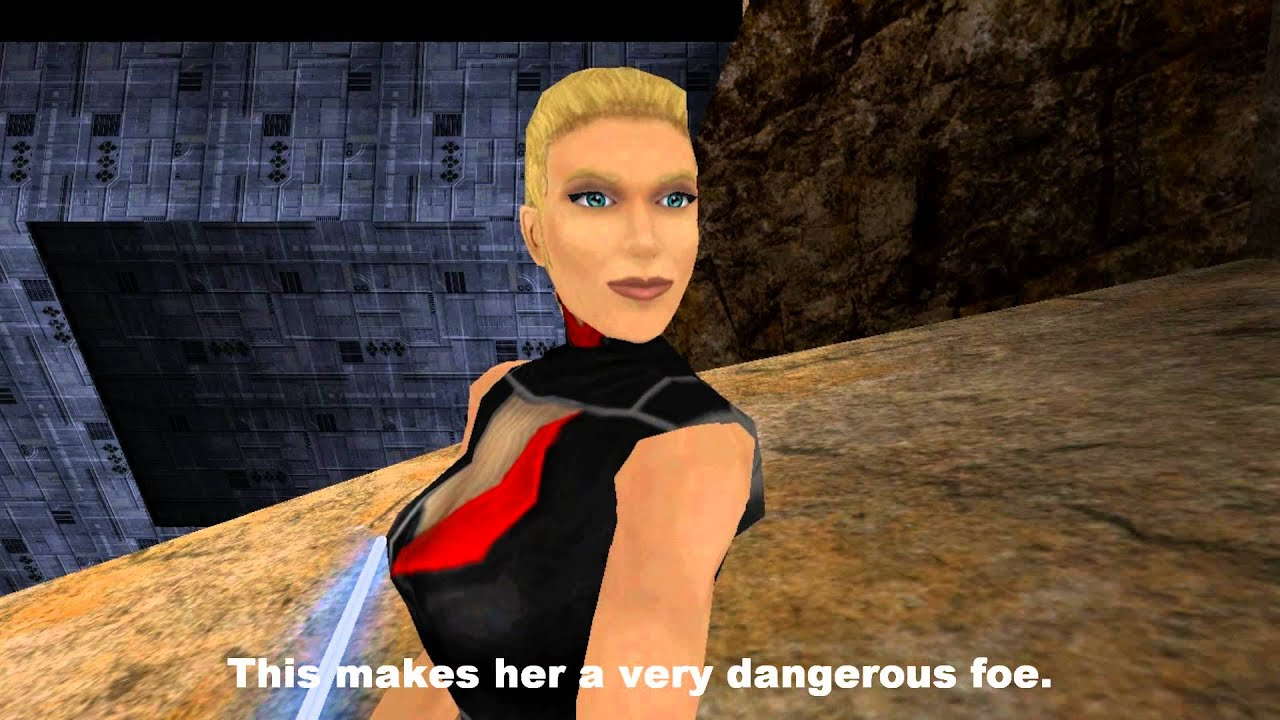 dark forces 2 how to get out of level 3