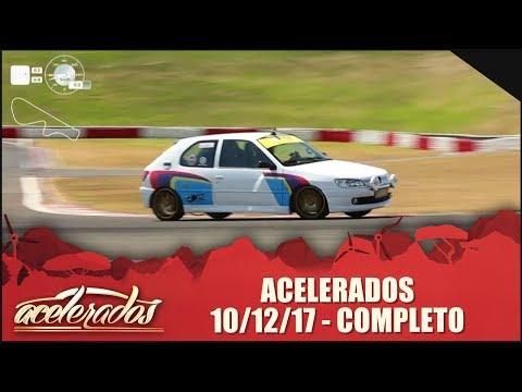 Acelerados (10/12/17) | Completo