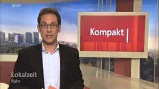 TV-Beitrag des WDR zur Messevorschau der Security in Essen 2012