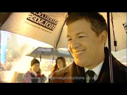 LIONEL WIGRAM INTERVIEW - PRODUCER OF SHERLOCK HOLMES, WORLD FILM PREMIERE